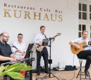 Kurhaus Bad Tölz Jazz Lounge Akustik Bayern
