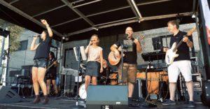 Stimmungsmusik Open Air München